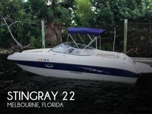 Stingray 220 DR