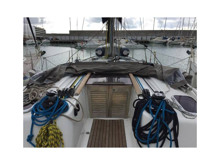 Beneteau Oceanis 46 in Toscana | Barche a vela da crociera ...