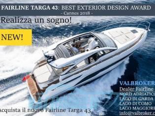 Fairline Targa 43