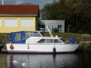 Polaris 25 -Holländischer Werftbau