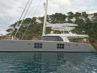 Sunreef 60 Sailing Catamaran
