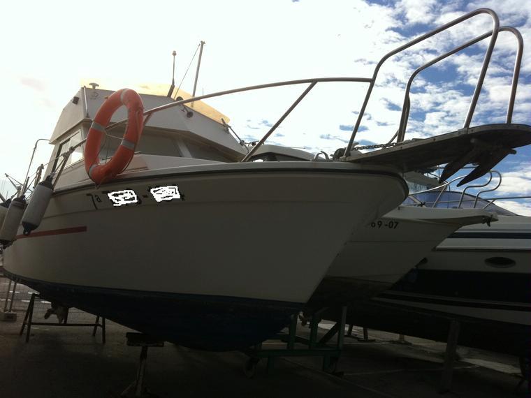 Rodman 7 60 regalo in barcellona barche a motore usate for Regalo roba usata
