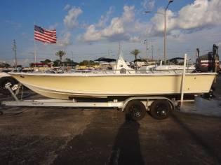 Sea Pro SV2400CC Bay Boat