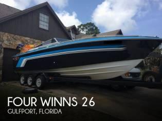 Four Winns 261 Liberator