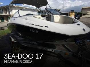 Sea-Doo 180 Challenger Supercharged