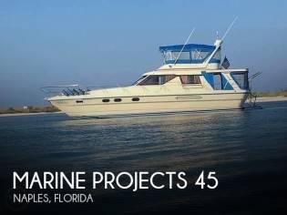 Marine Projects Princess 45