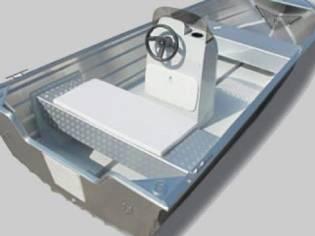 Smartliner 170 Open Aluminium Package