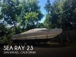 Sea Ray 230 Overnighter