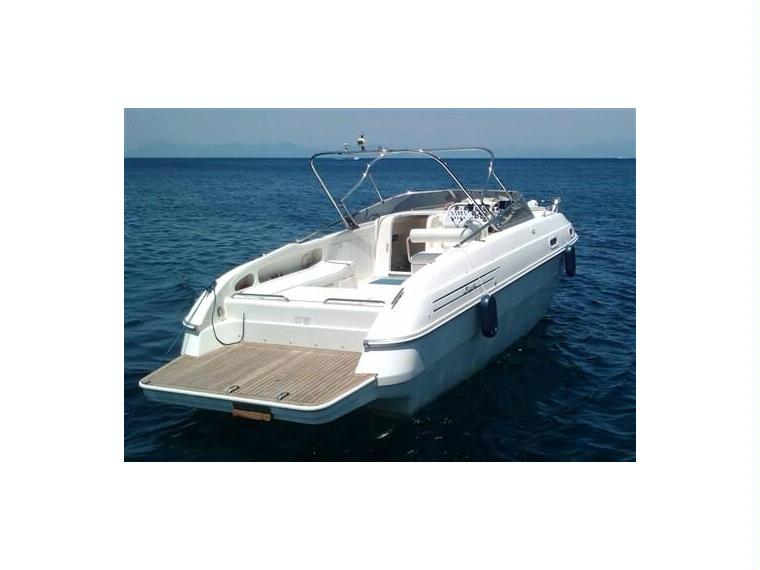Fiart 27 in m punta ala imbarcazioni aperte usate 55575 - Bagno punta canna sottomarina ...