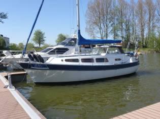 Finnclipper Finnsailer 36 Reisefertig (TK)