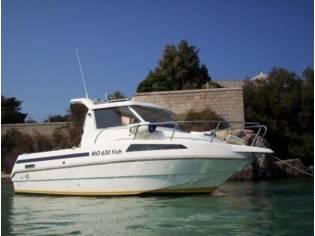 Rio Yachts 650 fish