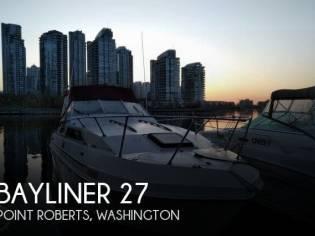Bayliner Victoria Sunbridge