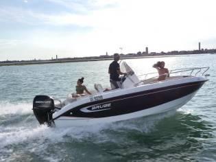 Custom Brube Point Beach GT