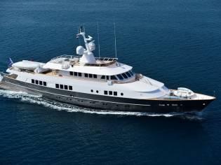 Camper & Nicholsons custom build Motor Yacht