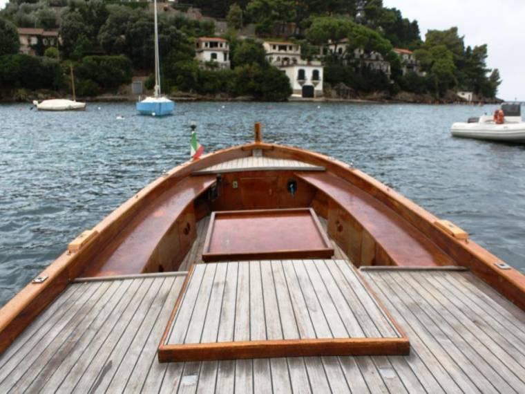 GOZZO LEGNO MILEO MT. 7.50 in Toscana  Barche a motore usate 85452 - iNautia