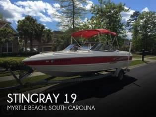 Stingray 195 LX