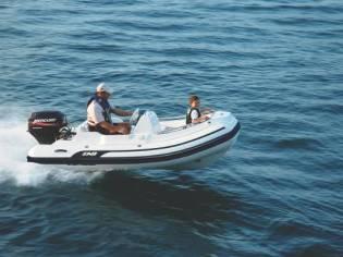 AB Inflatables Nautilus 11 DLX