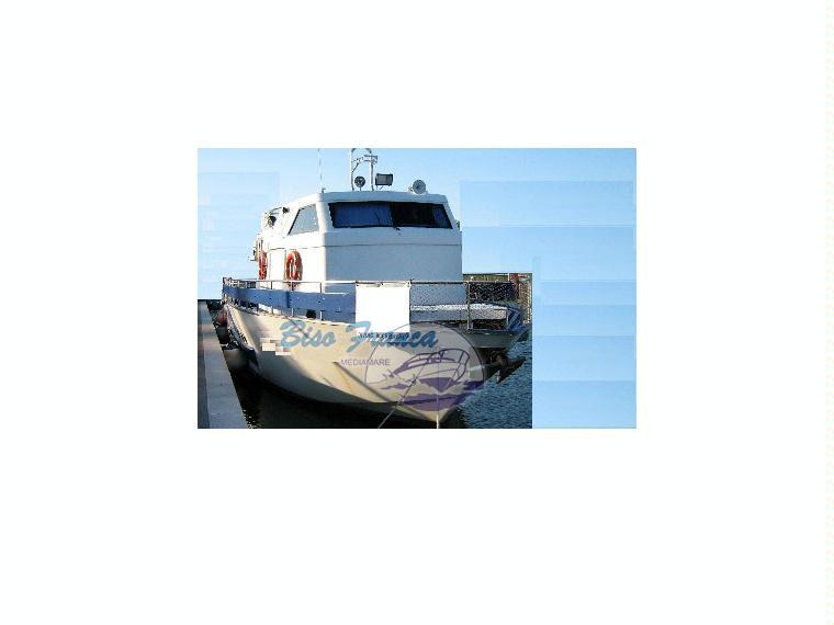 Fibermarine pisa motonave ex trasporto esplosiv in for Cabine marine di grandi orsi