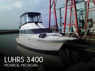 Luhrs 3400 Motoryacht