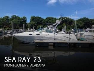 Sea Ray 230 Signature