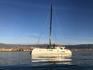 Custom Young 65 Performance Catamaran