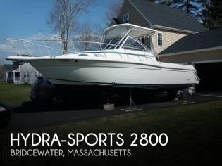 Hydra-Sports 2800 Walkaround