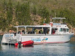 Custom Westcoaster Charter 58' Dive Vessel