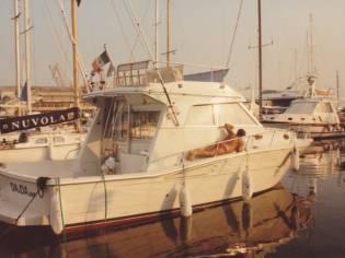 FISHERMAN - FERRETTI 34