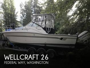 Wellcraft Coastal 2600