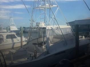 Bruiel Express Sportfish 36'