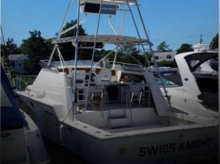 Luhrs 340 Sport fisherman