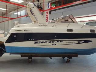 Mano Marine Mano 26.50 Cruiser