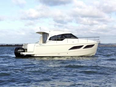 Rodman Spirit 31 Hardtop Outboard Version