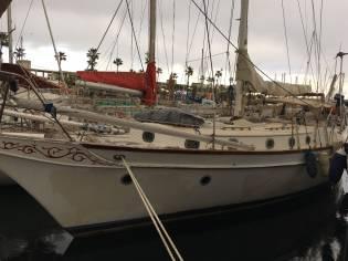 Caribean Sailing Yacht 41 Walk Over