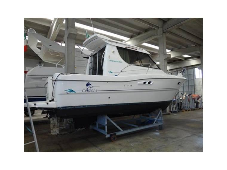 Sessa marine ocean 750 timonier in italia moto d 39 acqua for Cabine marine di grandi orsi