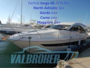 Fairline Targa 48 Open