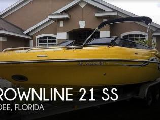Crownline 21 SS LPX