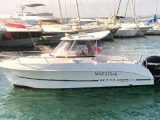 Selection Boats cruiser 21
