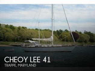 Cheoy Lee 41