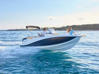 Quicksilver Activ 605 Open