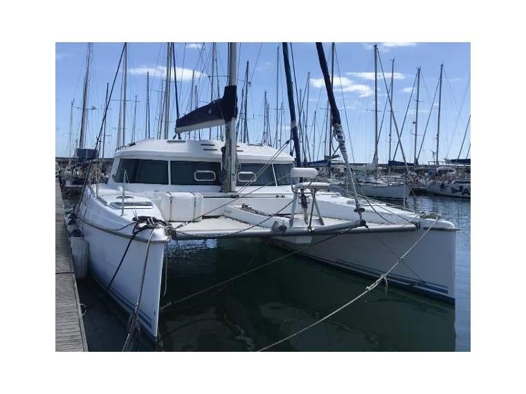 Catamaran Aventura 36