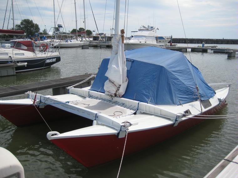 Catamarano in emilia romagna barche a vela usate 54696 for Accessori per barca a vela