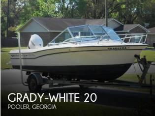Grady-White 190 Tournament