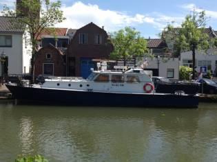 Ex Patrouille Vaartuig 16.00