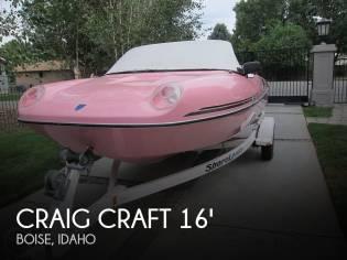 Craig Craft 168 Boss
