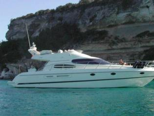 Cranchi Atlantique 48