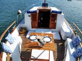 Capeador 36 Cabin