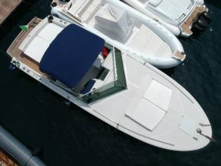 Tornado Boats 38