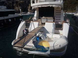 Gianetti 60 flying bridge