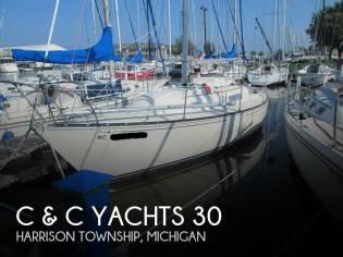 C & C Yachts 30 Mk1